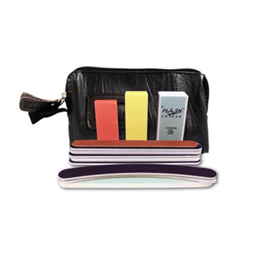 FILE & BUFFER SAMPLER 13 Pcs/Black Bag