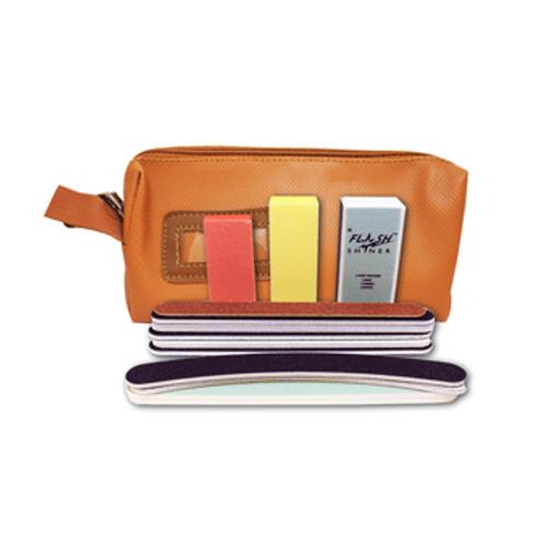 FILE & BUFFER SAMPLER 13 Pcs/Tan Bag