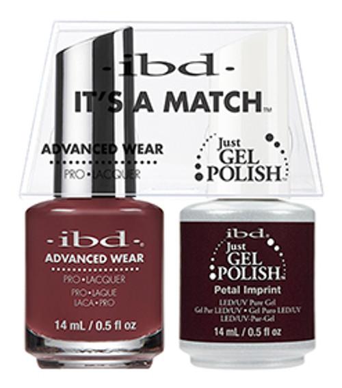 IBD It's a Match Duos - Petal Imprint