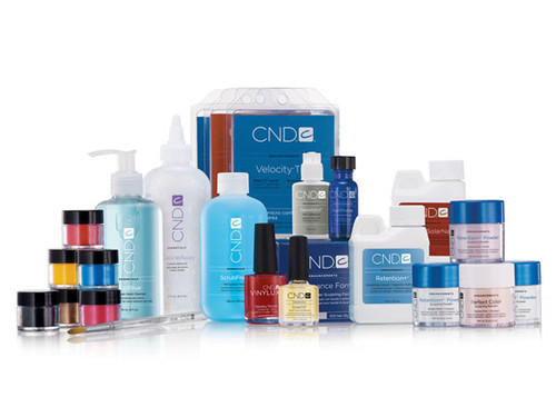 CND - Liquid & Powder Sculpt and Design Colletion