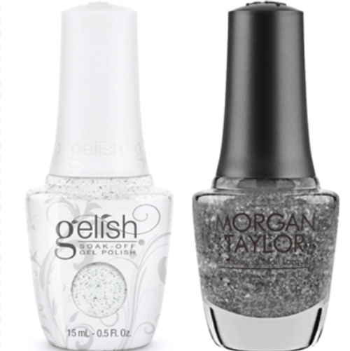 Harmony Gelish -  Silver In My Stocking 2/Pack