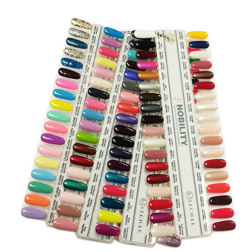 LECHAT-Nobility Gel Color Chart 144/Display