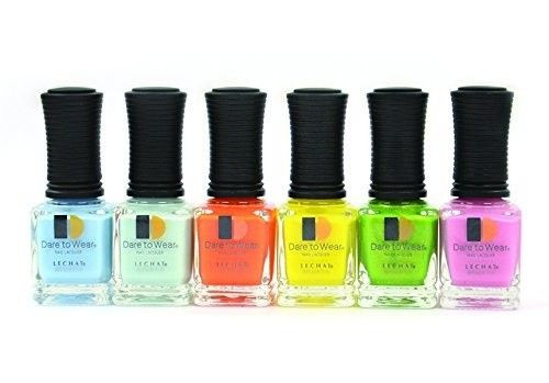 LECHAT DARE TO WEAR POLISH - Sugar Me Up  Mini 6/Pack *