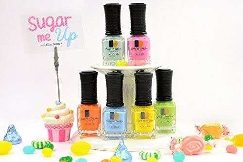 LECHAT DARE TO WEAR POLISH - Sugar Me Up  Mini 6/Pack
