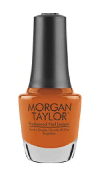 Morgan Taylor- You've Got Tan-gerine Lines 0.5oz