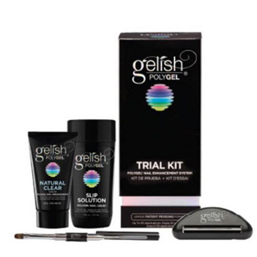 GELISH-Polygel Trial Kit w/ PolyTool
