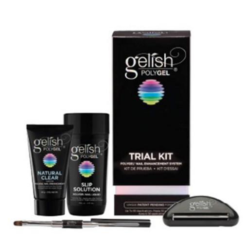 GELISH-Polygel Trial Kit w/ PolyTool