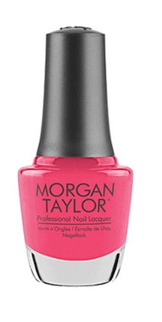 Morgan Taylor- Pretty As a Pink-Ture 0.5oz