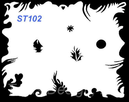 Stencil ST102
