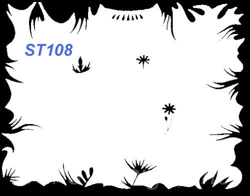 Stencil ST108