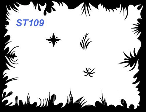 Stencil ST109