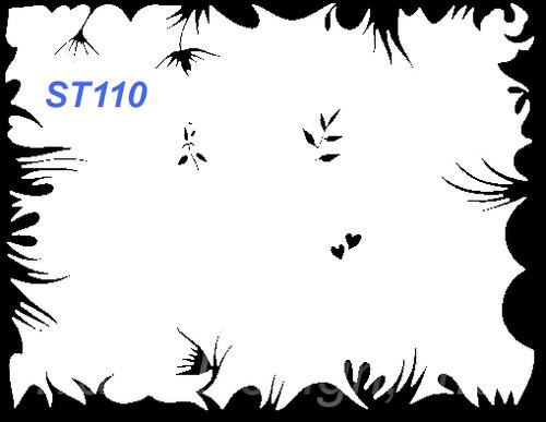 Stencil ST110
