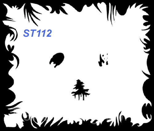 Stencil ST112