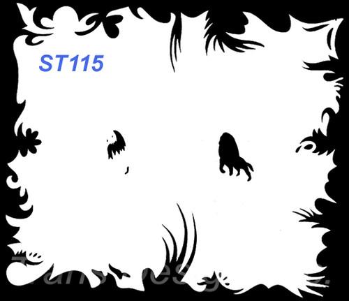 Stencil ST115