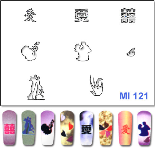 Stencil MI121