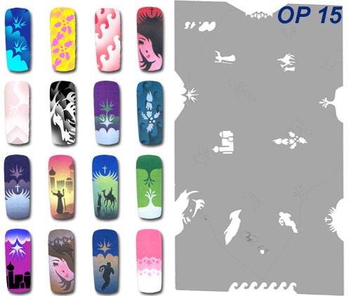 Stencil OP-15