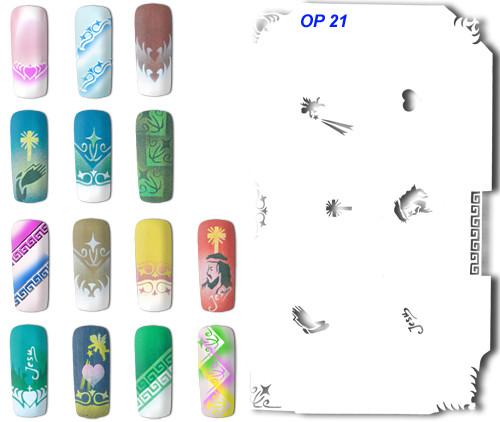 Stencil OP-21