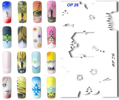 Stencil OP-26