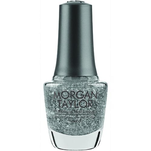 Morgan Taylor - Silver In My Stocking 0.5oz.