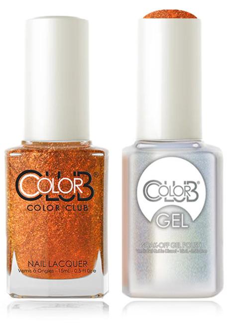 COLOR CLUB GEL DOU PACK - Wild and Willing