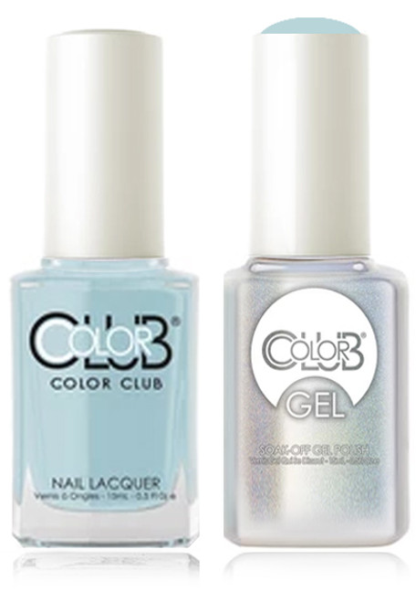COLOR CLUB GEL DOU PACK - Take Me to Your Chateau