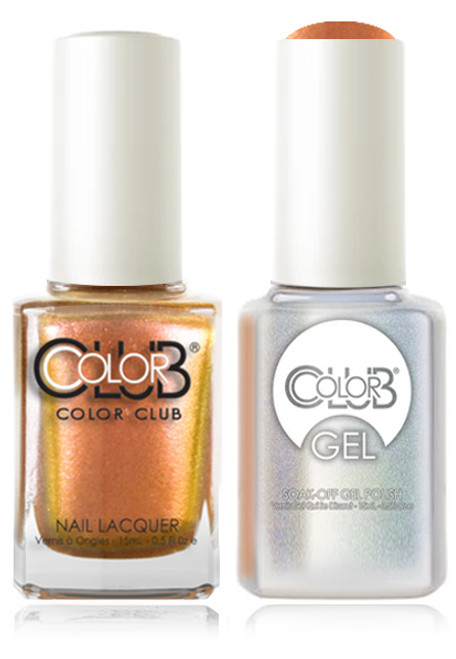 COLOR CLUB GEL DOU PACK - All Charged Up