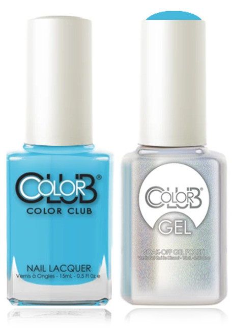 COLOR CLUB GEL DOU PACK - Stay Breezy Baby  #05KGEL1243