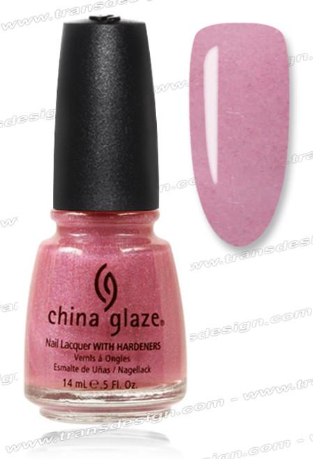 CHINA GLAZE POLISH - Exquisite *