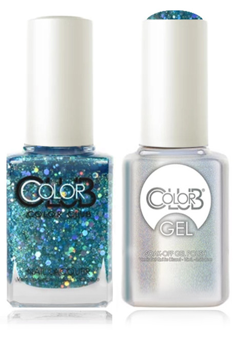 COLOR CLUB GEL DOU PACK -  Do Not Disturb  #05KGEL1231