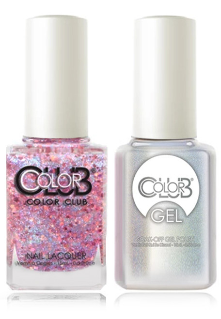 COLOR CLUB GEL DOU PACK -   Slumber Party  #05KGEL1228