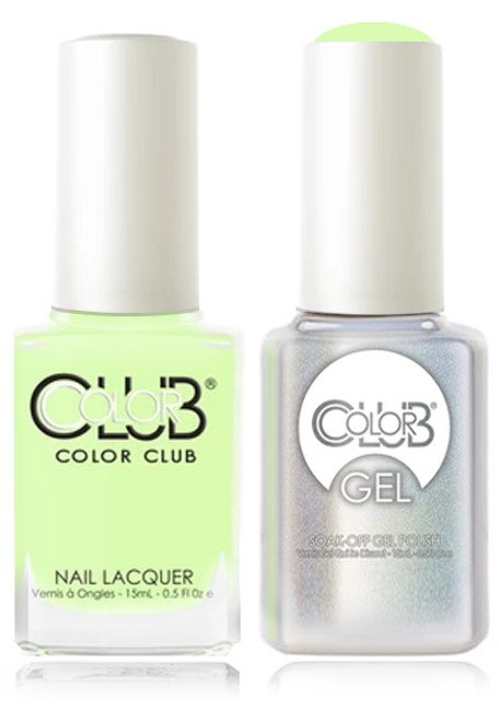 COLOR CLUB GEL DOU PACK -   Anything But Basic   #05KGEL1215