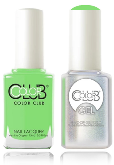 COLOR CLUB GEL DOU PACK -  It's All in the Attitude  #05KGEL1214