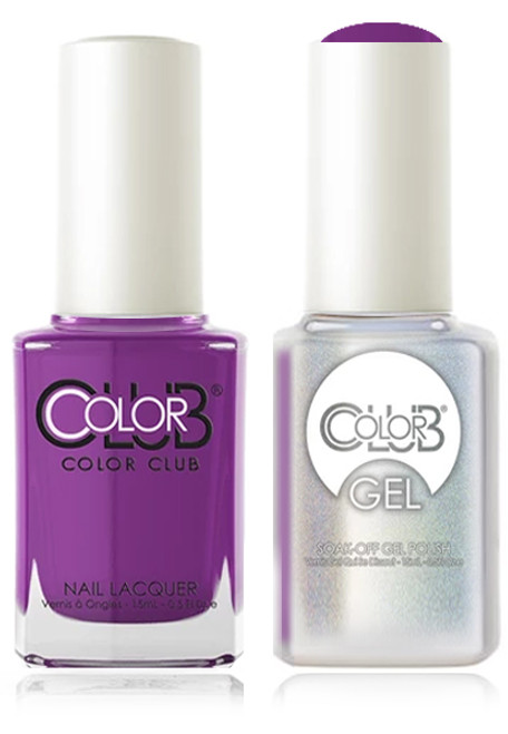 COLOR CLUB GEL DOU PACK -  Biscuits & Jam