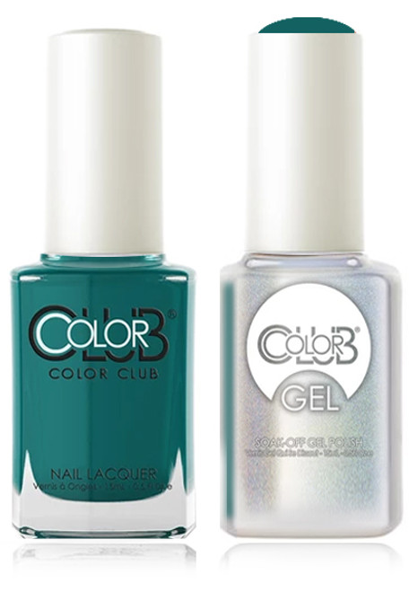 COLOR CLUB GEL DOU PACK - Teal for Two