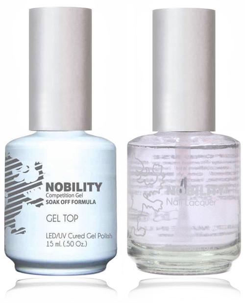 LECHAT NOBILITY - Gel Polish & Nail Lacquer Set - Top Coat