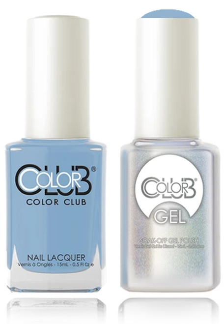COLOR CLUB GEL DOU PACK -  Route 66  #05KGEL1076