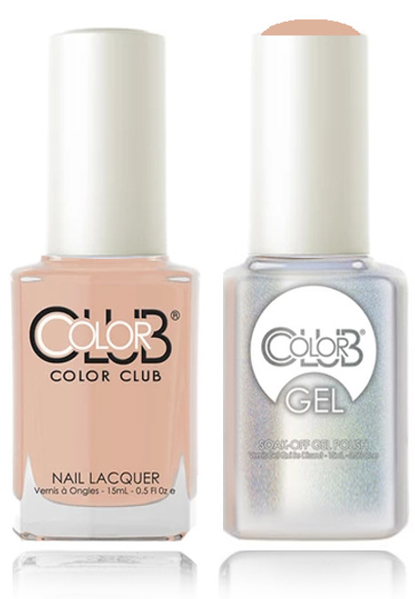 COLOR CLUB GEL DOU PACK -  Barely There  #05KGEL1066