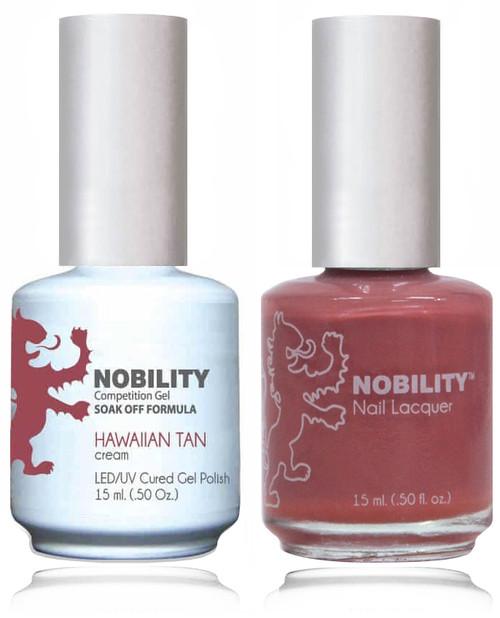 LECHAT NOBILITY - Gel Polish & Nail Lacquer Set - Hawaiian Tan