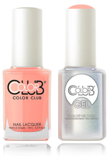 COLOR CLUB GEL DOU PACK -  East Austin  #05KGEL1002