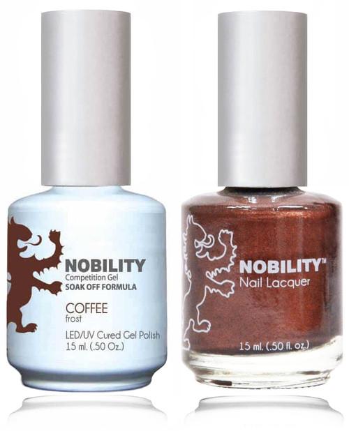 LECHAT NOBILITY - Gel Polish & Nail Lacquer Set - Coffee