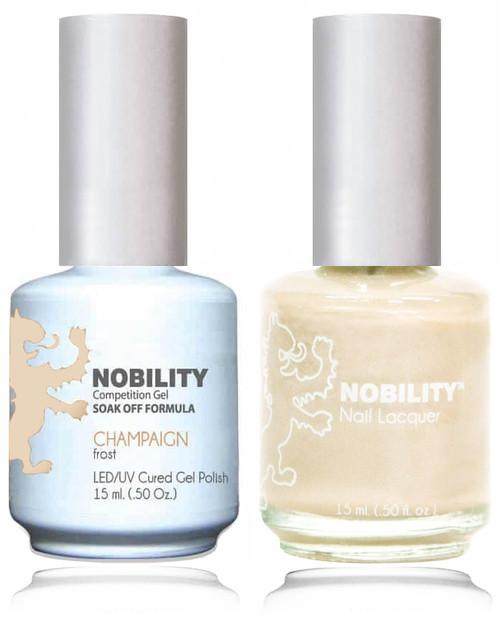 LECHAT NOBILITY Gel Polish & Nail Lacquer Set - Champaign