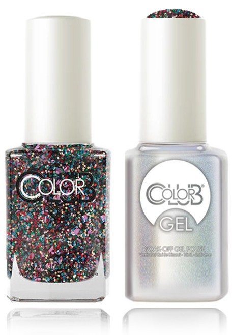 COLOR CLUB GEL DOU PACK -  Wish Upon a Rockstar