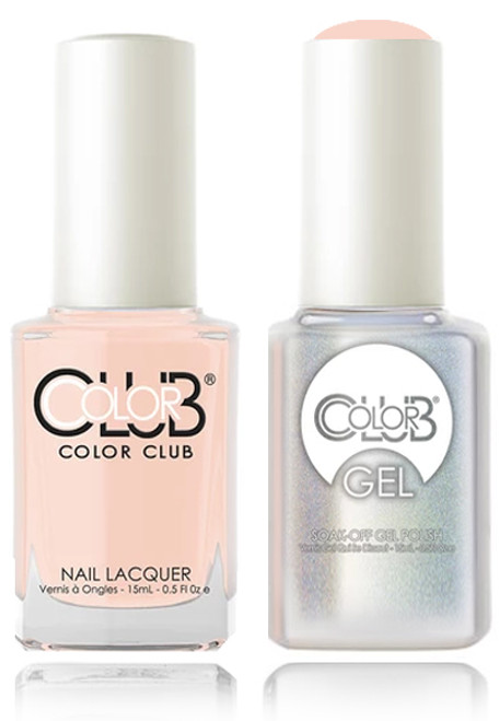 COLOR CLUB GEL DOU PACK -  Bonjour Girl