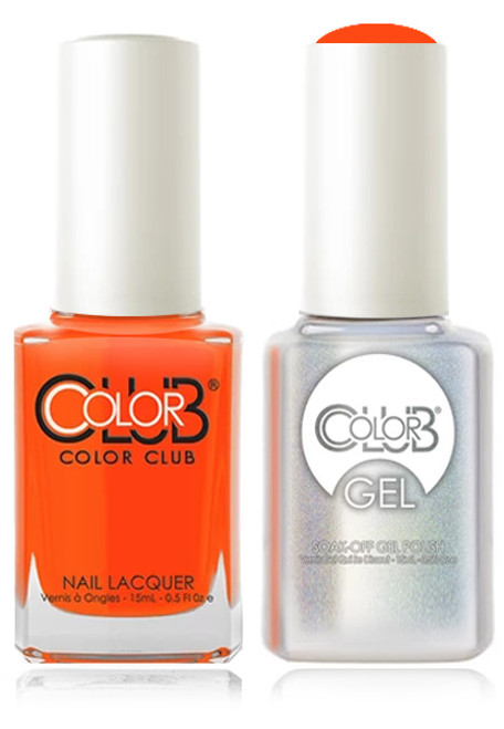 COLOR CLUB GEL DOU PACK -  Wham! Pow!  #05KGELN03