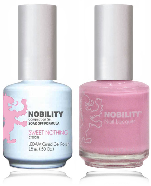 LECHAT NOBILITY Gel Polish & Nail Lacquer Set - Sweet Nothing