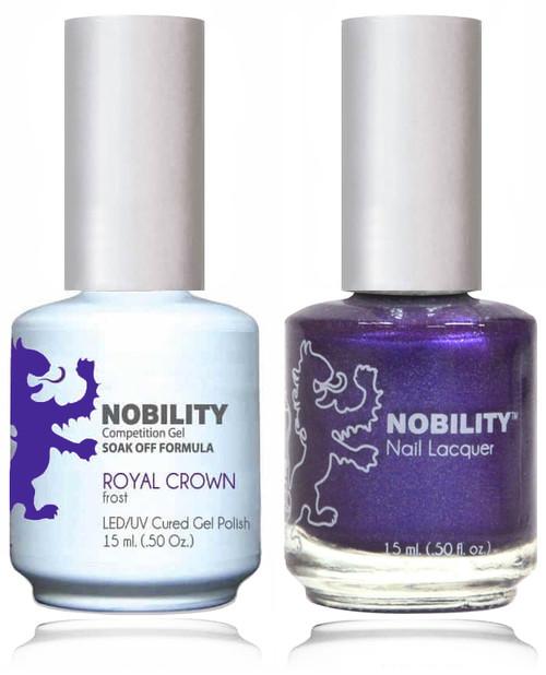 LECHAT NOBILITY Gel Polish & Nail Lacquer Set - Royal Crown