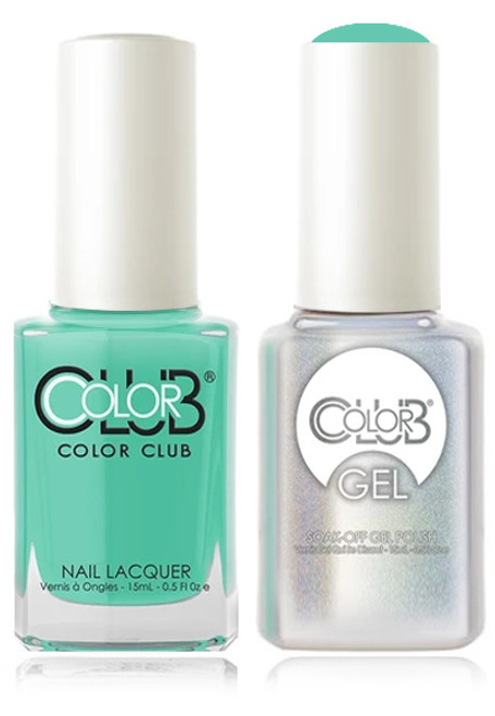 COLOR CLUB GEL DOU PACK -  Age of Aquarius  #05KGELN04