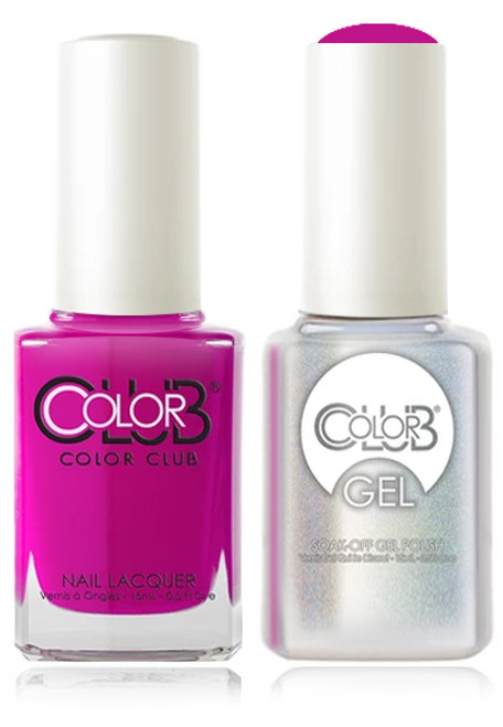 COLOR CLUB GEL DOU PACK -  Mrs. Robinson  #05KGELN07