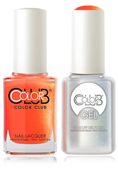 COLOR CLUB GEL DOU PACK - Foxy Mama * #05KGELN26
