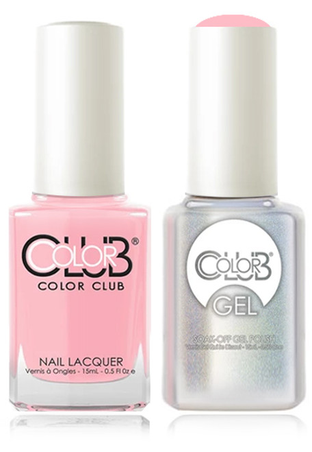 COLOR CLUB GEL DOU PACK -  Feathered Hair Out to There  #05KGELN31